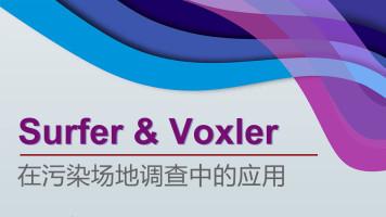 Surfer及Voxler软件在污染场地调查中的应用