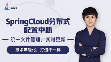 SpringCloud分布式配置中心【每特教育】