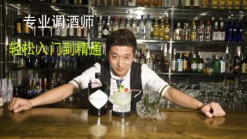 调酒师鸡尾酒从入门到精通系统教学