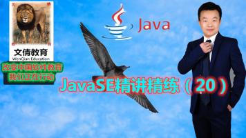 JavaSE精讲精练(20)