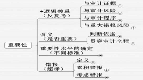 """陈淑亭2020年CPA《审计》之""""重要性"""""""