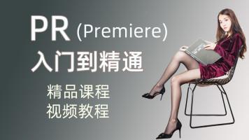 pr视频教程 Premiere入门到精通 0基础速成 视频制作编辑影视剪辑