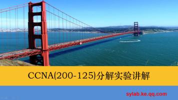 CCNA(200-125)标准课程-分解实验讲解