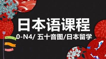 日语零基础兴趣日语旅游留学口语N4