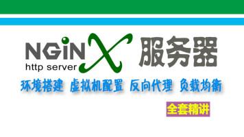Java高级框架|nginx服务器深度解析【尚学堂】
