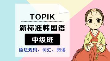韩语中级进阶冲刺TOPIK