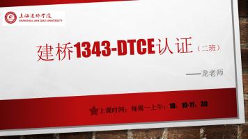 建桥1343-DTCE认证