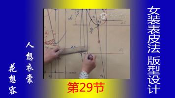 表皮1-8-4 创样打版打型