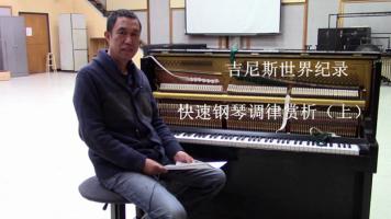 钢琴快速调律(上)