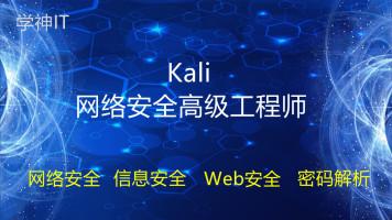 Kali渗透/渗透测试/网络安全/信息安全/web安全/ctf