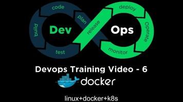 DevOps+docker+k8s微服务项目实战