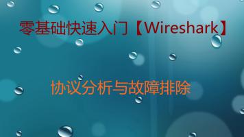 从零开始学Wireshark抓包-协议分析与故障排除【Wireshark入门】