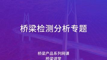 桥梁检测分析专题