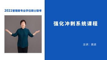 袁进数学2021《强化冲刺系统课程》