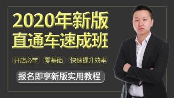 【车神速成班】2020淘宝新手小白零基础运营直通车实战玩法