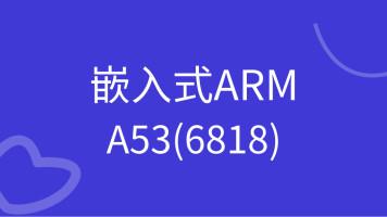 嵌入式ARM(A53/6818)一套视频全学懂——尚观科技/东方瑞通