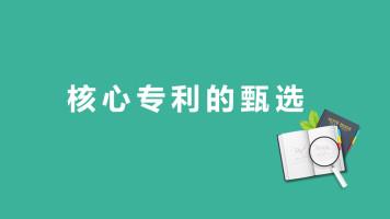 核心专利的甄选(免费)