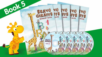 Bravo Giraffe 第五册