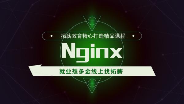 nginx从入门到实战系统视频教程