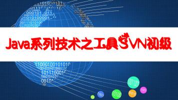 Java系列技术之工具SVN初级
