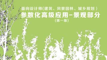 参数化高级应用-景观部分(第1版)